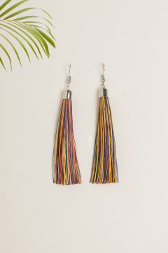 Candy Tassel Earrings
