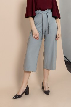 Soft Grey Margery Pants