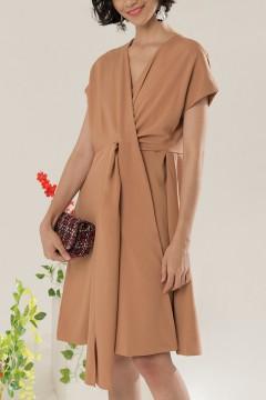 Mocha Kala Dress