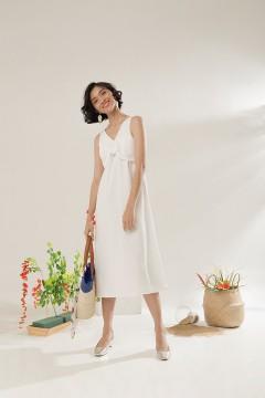 White Heidi Dress