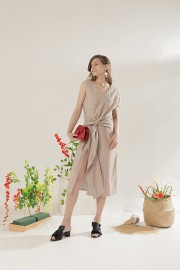 Earl Grey Millie Dress