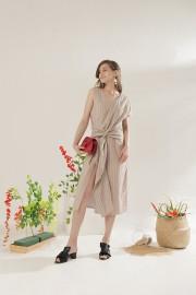 Earl Grey Millie Dress