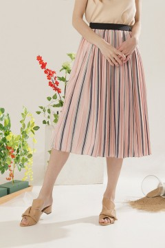 Lolipop Pleated Skirt