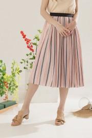 Lolipop Pleated Skirt