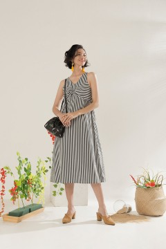 Stripes Heidi Dress