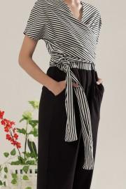 Stripes Elva Jumpsuit