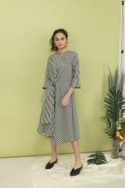 Stripes Shadow Dress