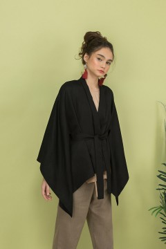 Black Positano Outer