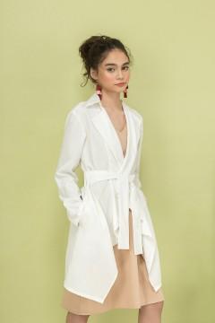 White Syeda Outer