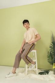 Pattern Rocky Pants