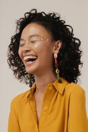 Shades Of Fall Earrings