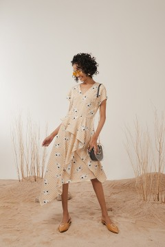 Pattern Eterna Dress