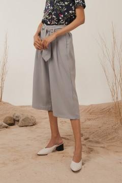 Grey Malta Culottes