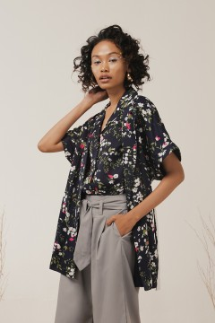 Midnight Flora Margo Outer
