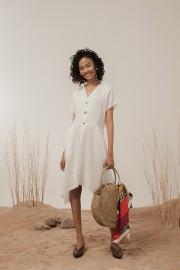 White Aluna Dress