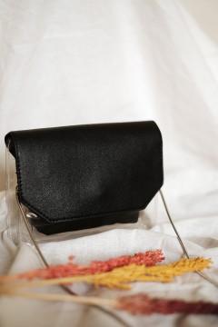 Black Mini Sling Bag