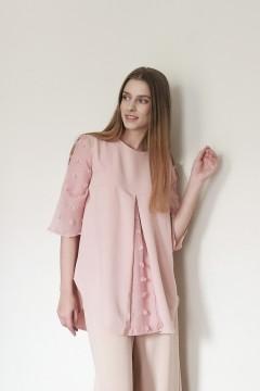 Pink Pura Top