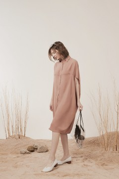 Copper Agna Dress
