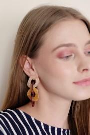 Dark Ebony Earrings