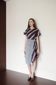 Violet Arrumi Dress