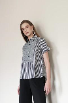 Stripes Trisha Top