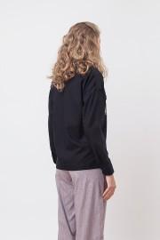 Black Cayden Overshirt