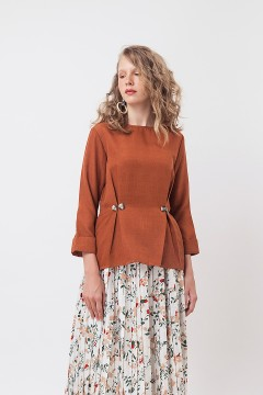 Brick Ilona Top