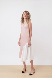 Nude Francy Dress