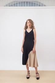 Black Francy Dress
