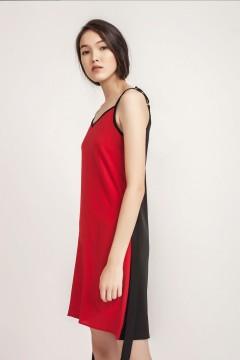 Red Trixie Dress