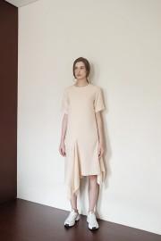 Beige Nara Dress
