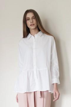 White Carla Shirt