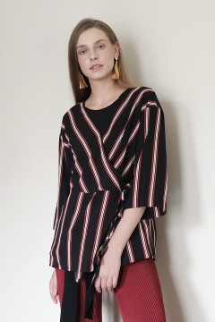 Stripes Calina Top Outer