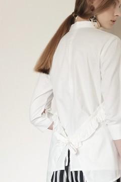 White Wilma Shirt