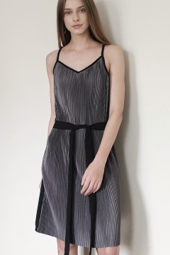 Grey Trixie Dress
