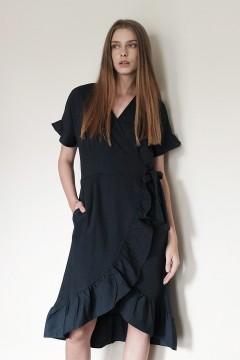 Teal Elodie Dress
