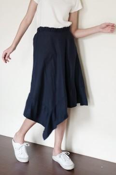Navy Hera Skirt